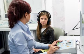 Gyerekkori hallásproblémák